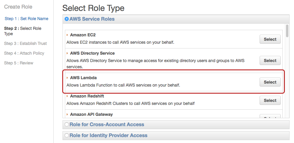 Accessing S3 Buckets with Lambda Functions | AWS Lessons