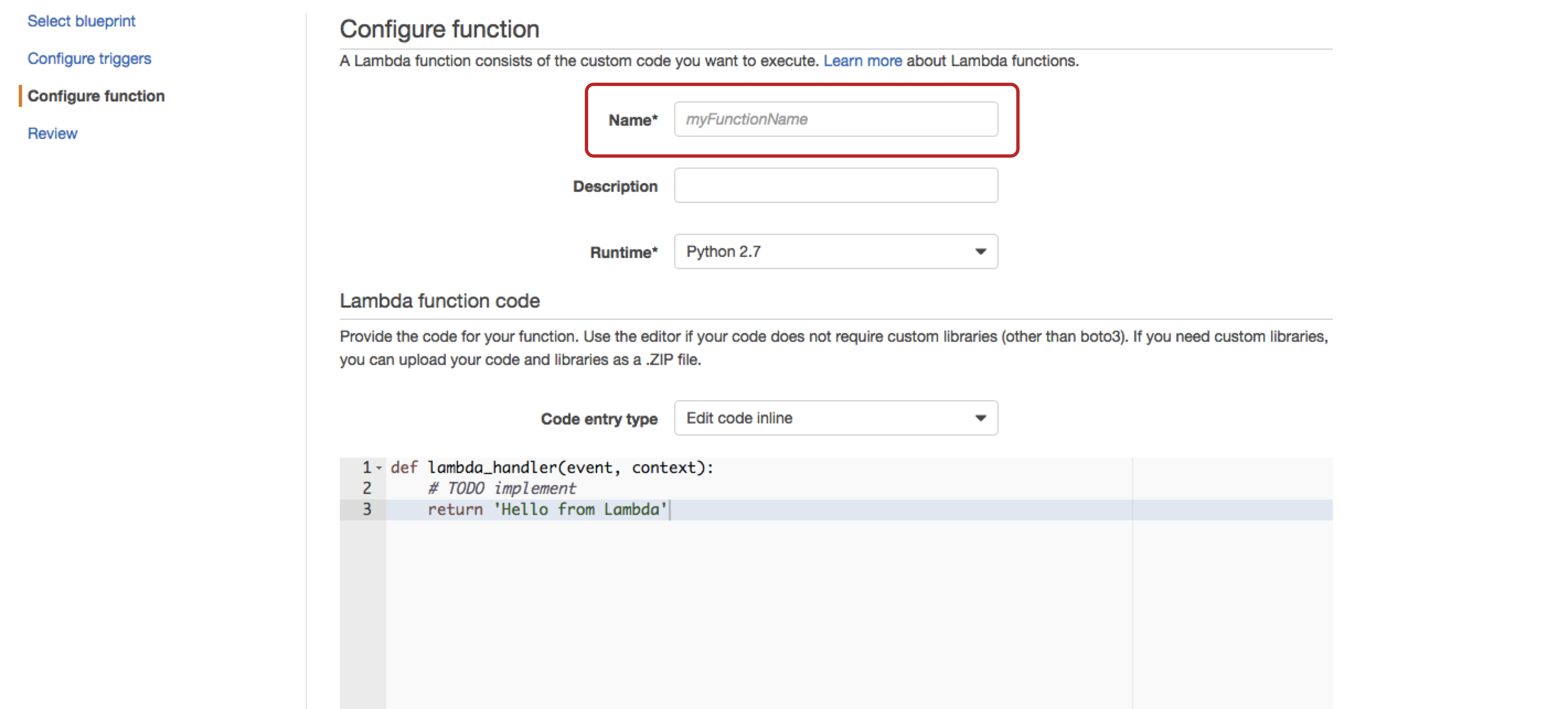 Using Lambda Functions with API Gateway | AWS Lessons